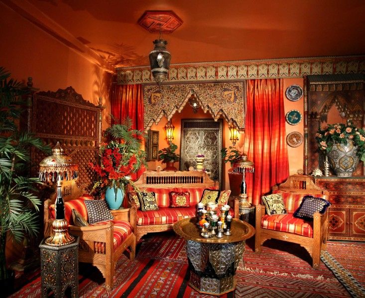Moroccan Decor As Well Your